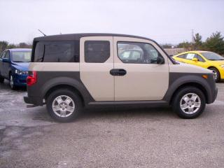Herbert Daiker Johnson could be traveling in a Honda Element similar to the one pictured, authorities said.