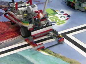 A group of Fuquay-Varina fourth graders are gaining national and international attention for their work with Lego.