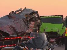 Woman killed in Capital Boulevard wreck