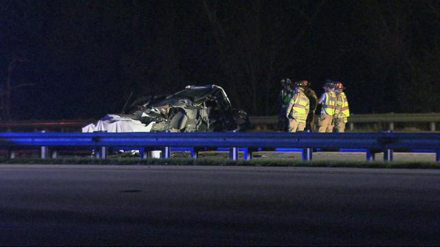 An 18-year-old driver was killed early Thursday morning in a two-car wreck on U.S. Highway 264, officials said.
