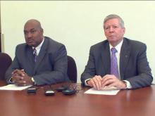 ECU officials discuss campus assault, officer's response