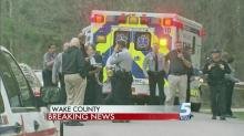 Three killed in Wake Forest shooting