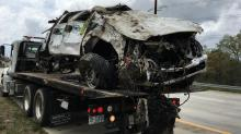 IMAGES: Driver charged in fatal NC-540 wreck