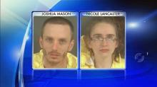 IMAGES: Two arrested after authorities discover meth lab in Linden