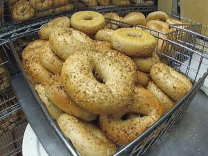 Bob Nurrito grew up in New Jersey but brought some Yankee pride to North Carolina, where he opened New York Bagels & Deli in Raleigh.