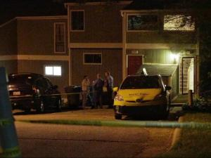 Raleigh police said that officers were dispatched to a check on welfare call in the 5900 block of Farm Gate Road Tuesday evening.
