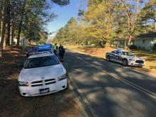 A man was taken to WakeMed Wednesday morning after being shot in the neck at a home on Debnam Road in Wake County, Zebulon Police Chief Tim Hayworth said.