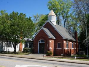 The Hope Mills Board of Commissioners and the Hope Mills Historic Advisory Committee will meet behind closed doors Friday evening to discuss the future of a historic church.
