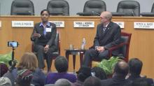 Durham police chief candidates take questions from public