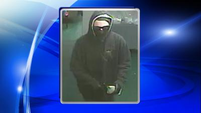Police are looking for a man who robbed a Fayetteville barbeque restaurant on Friday night.