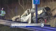 IMAGE: Man, 23, killed in I-40 single-vehicle crash