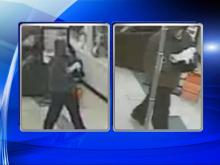 Police are asking if anyone can identify this man who robbed a Big Lots in Fayetteville in March.