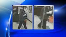 IMAGE: Fayetteville police search for suspect following armed robbery