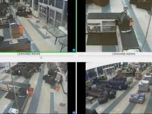 Armed robber in Fayetteville