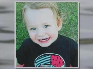 Rylan Ott, drowned in Moore County pond