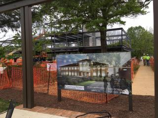 Cary street-scape project