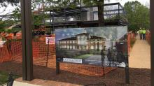 IMAGE: Street-scape project causing some trouble for downtown Cary businesses