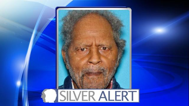 Police said that Fred Clyde Adams was last seen at 11 a.m. at his house at 304 Pearson Drive.