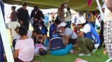 IMAGE: Triangle residents aid Ecuador after earthquake