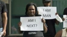 IMAGES: Rally held in Raleigh for police accountability