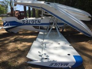 Investigators with the Federal Aviation Administration were working Monday to determine what caused a small plane to crash on Lake Gaston.