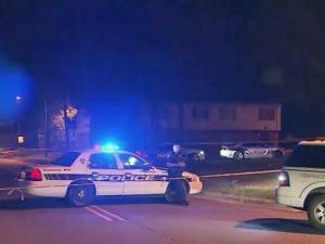 Durham police said three people were hospitalized with life-threatening injuries following a shooting on Danube Lane.