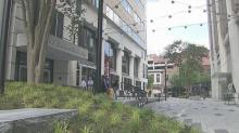 IMAGE: Two downtown Raleigh plazas undergo extreme makeover
