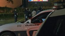 IMAGES: 1 killed, 1 injured in Durham convenience store robbery