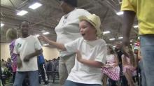 Fayetteville arts festival engages students with special needs