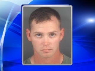 Fayetteville police on Friday arrested and charged a 26-year-old Fort Bragg soldier with the kidnapping and rape of a soldier assigned to the same Army unit.