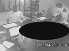 Police searching for suspects in Fayetteville hotel robbery