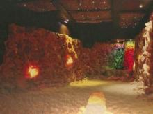 Asheville salt cave offers healing to many