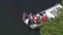 IMAGES: Hope Mills vet drowns in Harris Lake