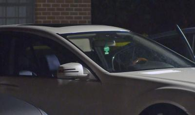 A man with life-threatening injuries was taken to the hospital early Friday morning after he was shot in a Fayetteville parking lot.