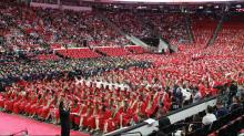 N.C. State 2016 graduation commencement