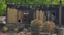 IMAGES: 25 dogs killed in fire at New Bern boarding facility