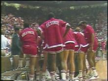 With big dreams, NC State won '83 NCAA championship
