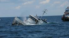 IMAGES: Sunken tugboats buoy hopes for new Atlantic reef