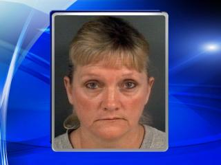 A warrant said Elizabeth Derrick, 48, of the 5800 block of Paragon Point, was on duty as a bus driver for Cumberland County Schools on March 3 when she became irritated with the 8-year-old, who had been diagnosed with autism and doesn't speak.