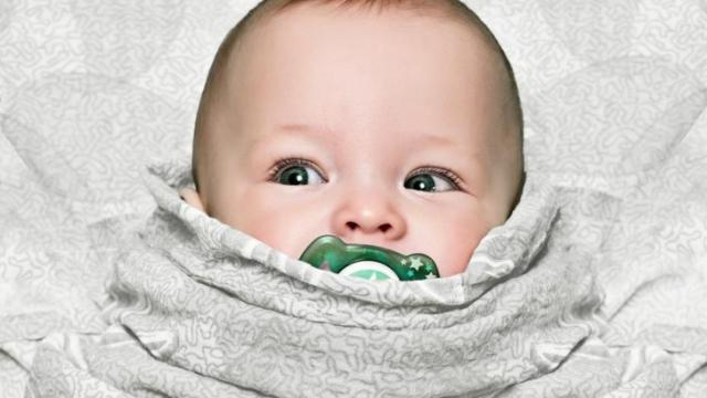 Babies who are swaddled could be more likely to suffer sudden infant death syndrome, according to a study published in Pediatrics. (Deseret Photo)