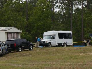 Hoke County authorities on Tuesday morning were investigating the murder of a Raeford man.