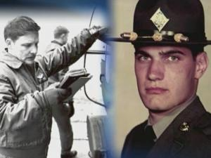 Former trooper, Army veteran honored for service more than 30 years later
