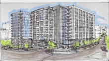 IMAGES: Multi-use building headed to downtown Raleigh