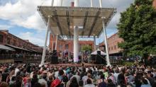 IMAGE: UNC grad helping shape future of downtown Durham