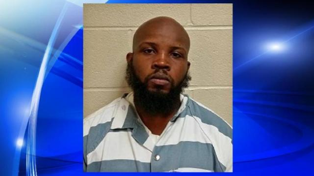 Charles Lamont Cottingham faces felony charges after a Saturday incident.