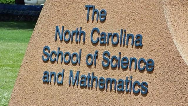 North Carolina School of Science and Mathematics, NCSSM