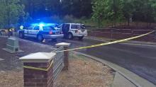 IMAGES: Man, 26, injured in Raleigh shooting