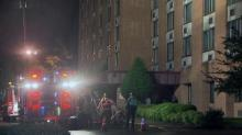 IMAGES: Apartment manager says cigarette caused Durham fire