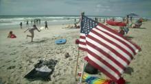IMAGE: Rip currents, storms pose threats for Memorial Day vacationers
