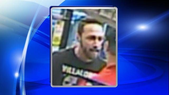 Raleigh police are seeking public assistance in locating a man who allegedly broke another man's jaw at a Raleigh convenience store earlier this month.